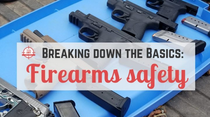 Firearms safety: breaking down the basics