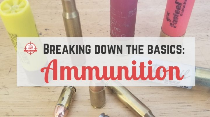 Ammunition: Breaking down the basics