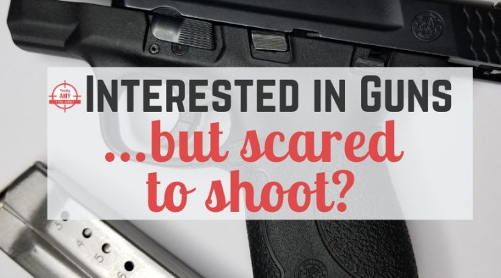 Scared to Shoot? Here are tips to help…