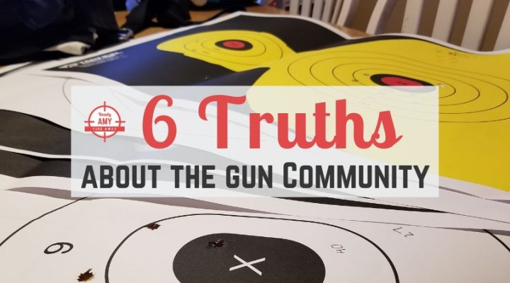 6 Truths About the Gun Community